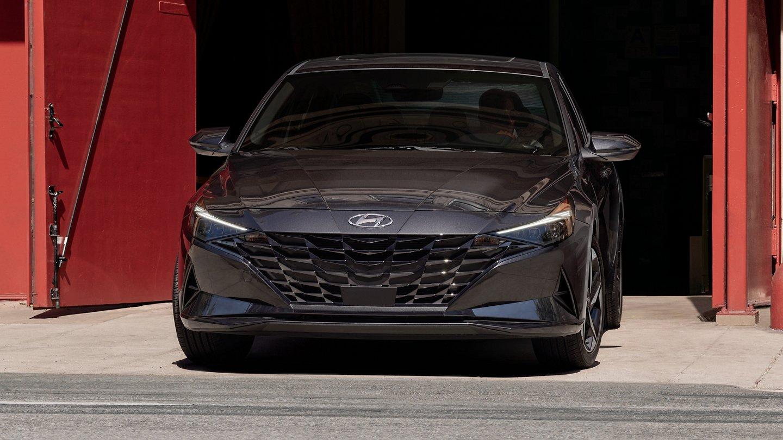 Hyundai Elantra Exterior