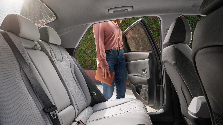 Hyundai Elantra Technology
